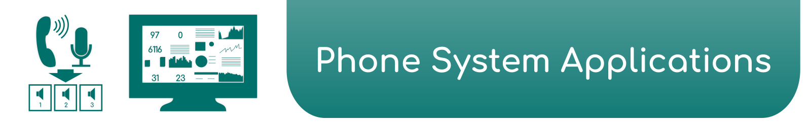 On-Premise Business Phone System Applications - Electronic Communication Services