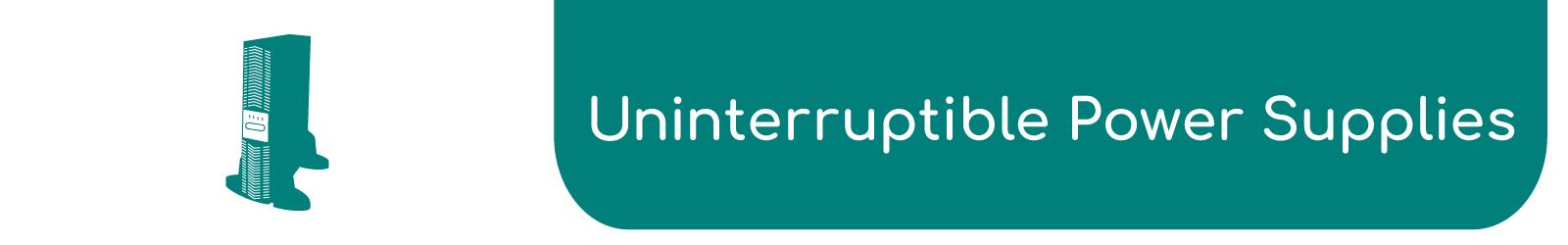 Uninterruptible Power Supplies - Electronic Communication Services