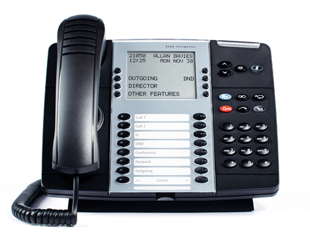 Mitel 8568 Digital Phone