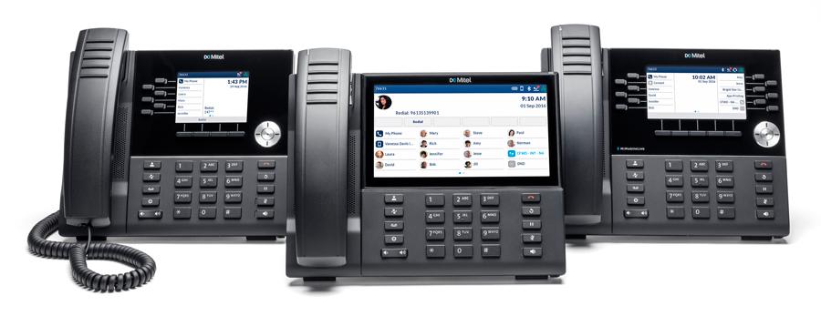 Mitel 6900 Series Phones